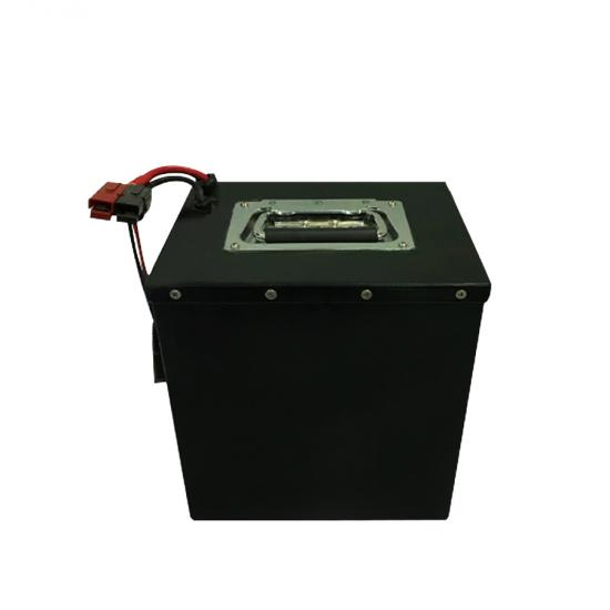 solution de batterie au lithium pour agv